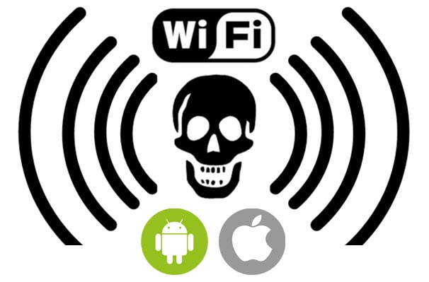"Hack WiFi Password from your iPhone or Android Smartphone Using ""WiFi Cracko"" App"